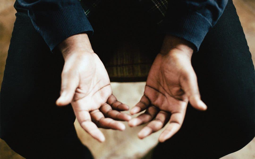 La prière de la Bible