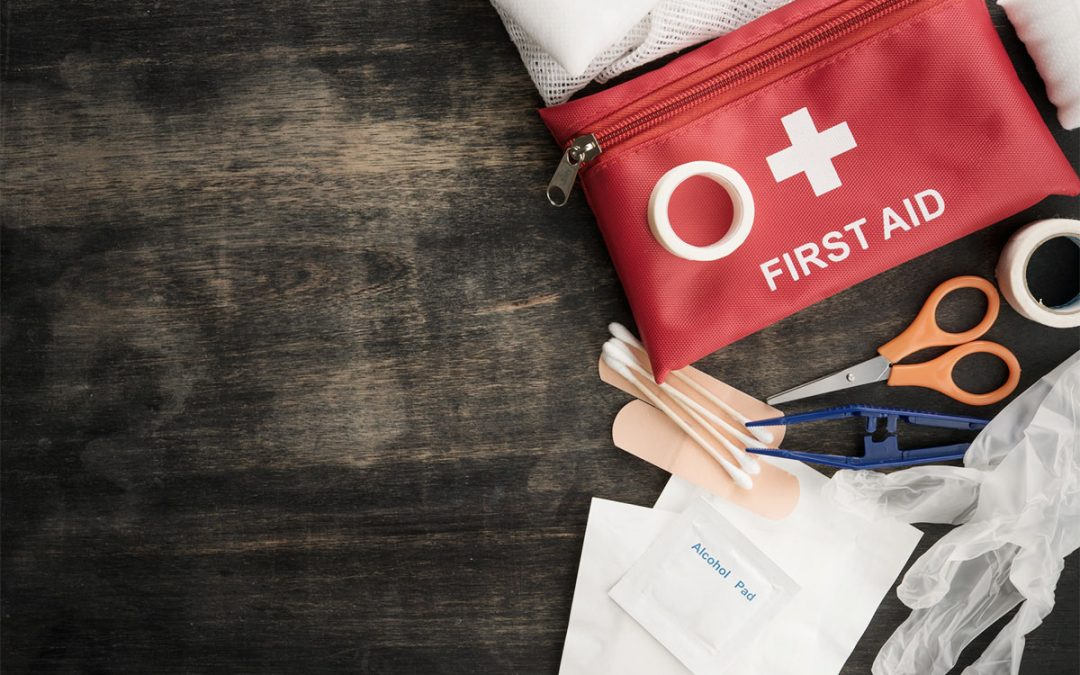 God in the first-aid kit