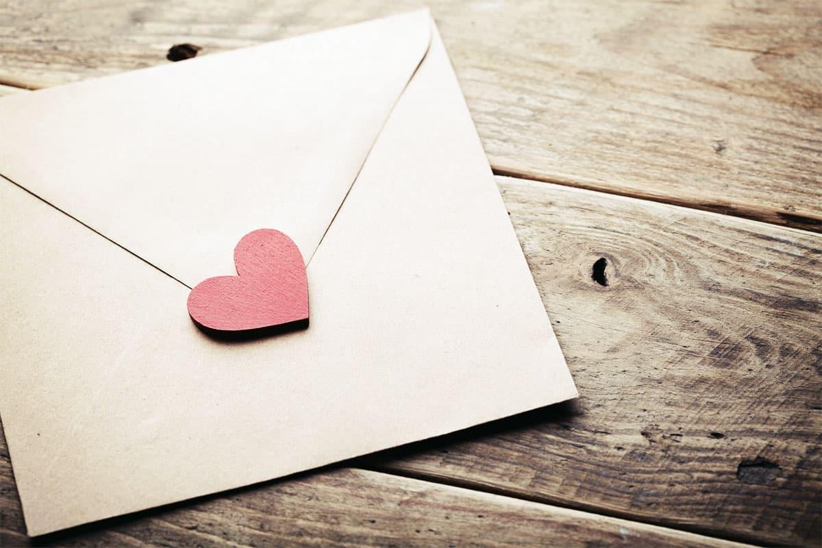 Gottes Liebesbrief an Sie
