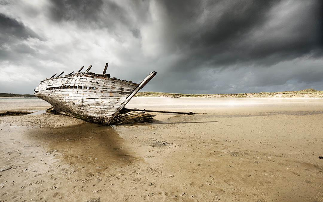 Salvos do naufrágio