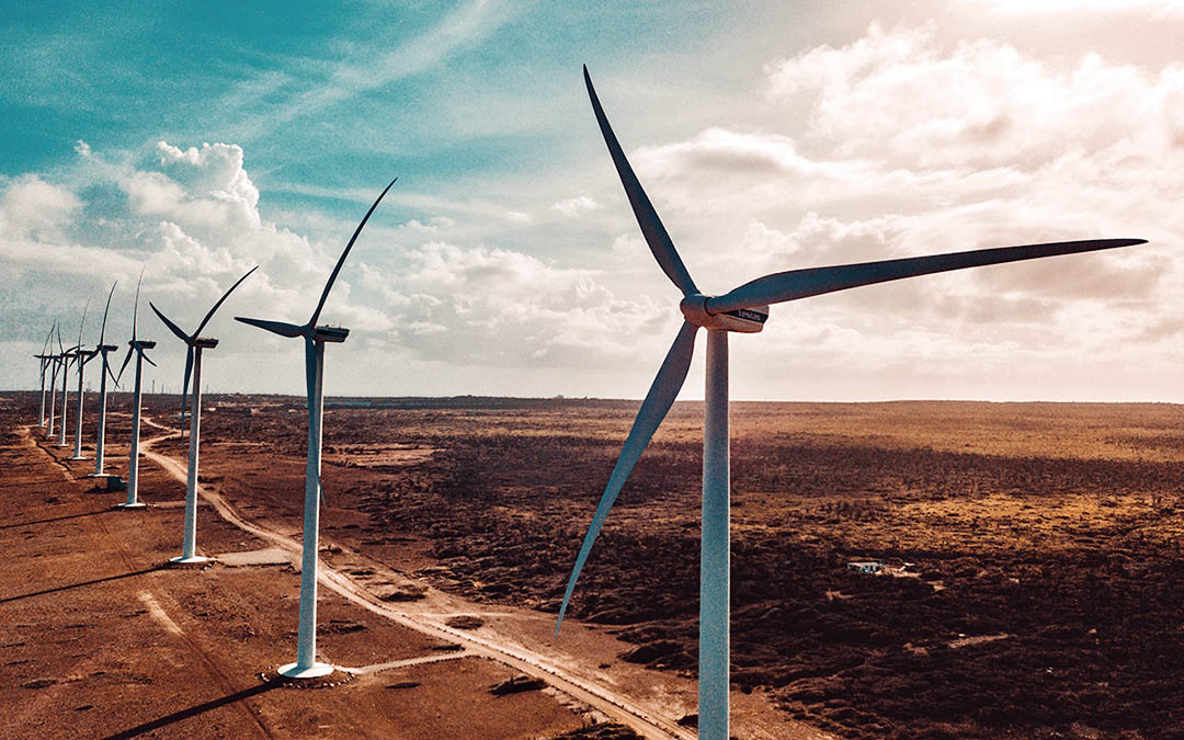 Energia renovável e renovada