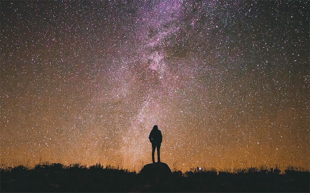 As estrelas falam de Deus