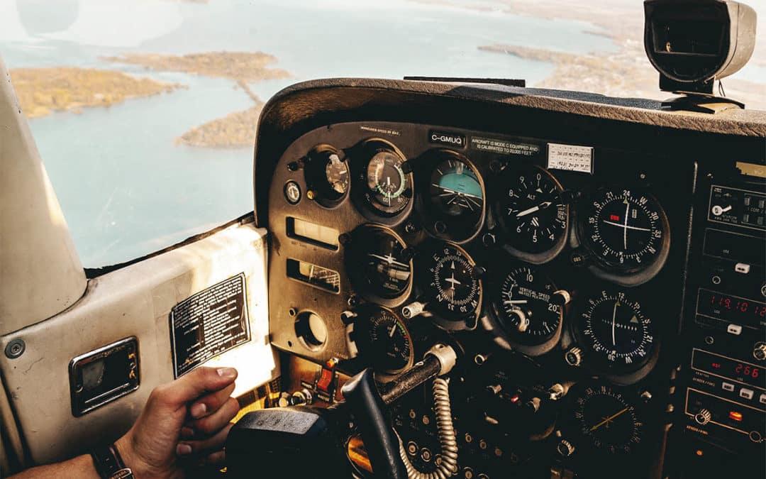 O voo e a fé