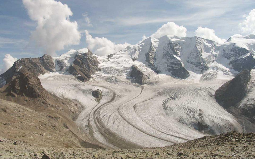 Creación del viento y formación de las montañas